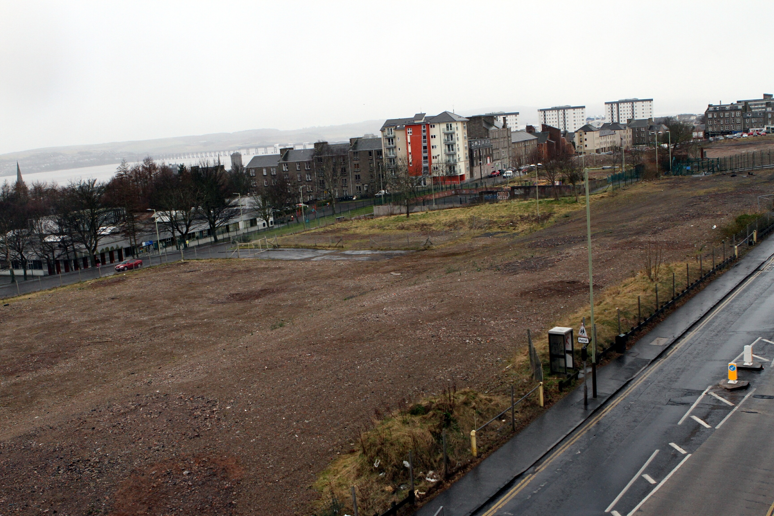 81 new homes will be built on the site once occupied by the Alexander Street multis.