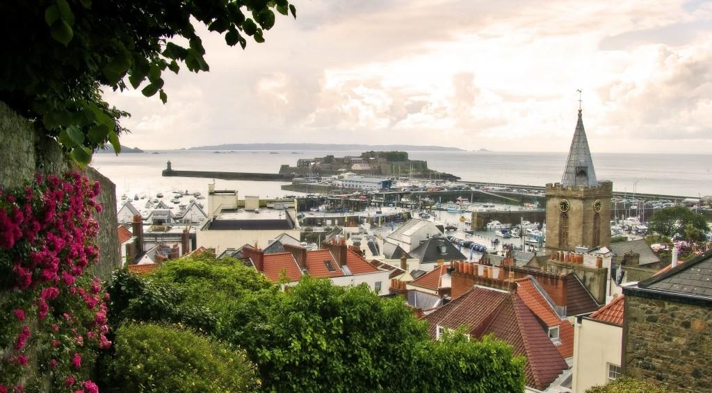 St Peter Port, Guernsey.