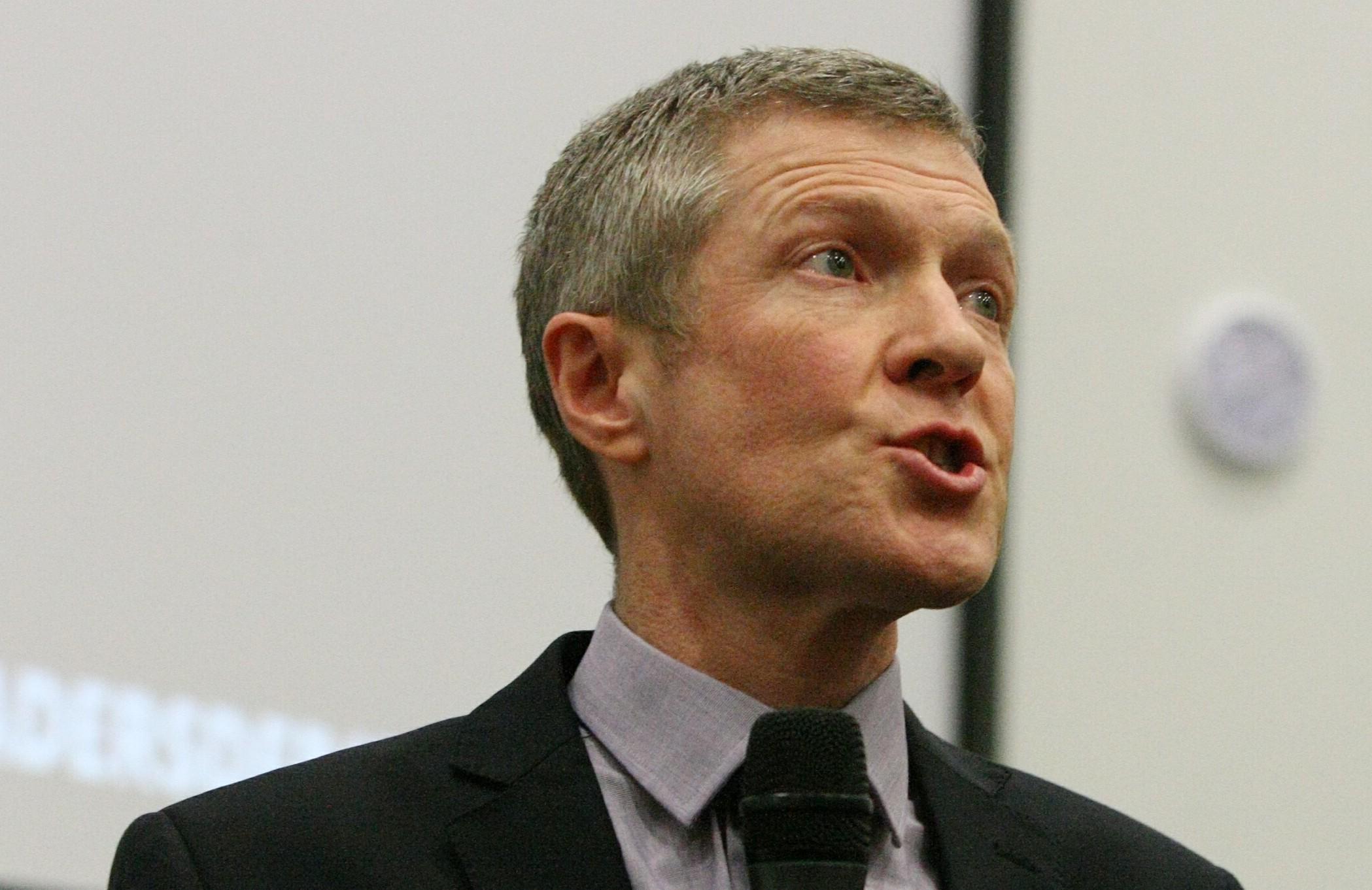 Scottish Liberal Democrat leader Willie Rennie.
