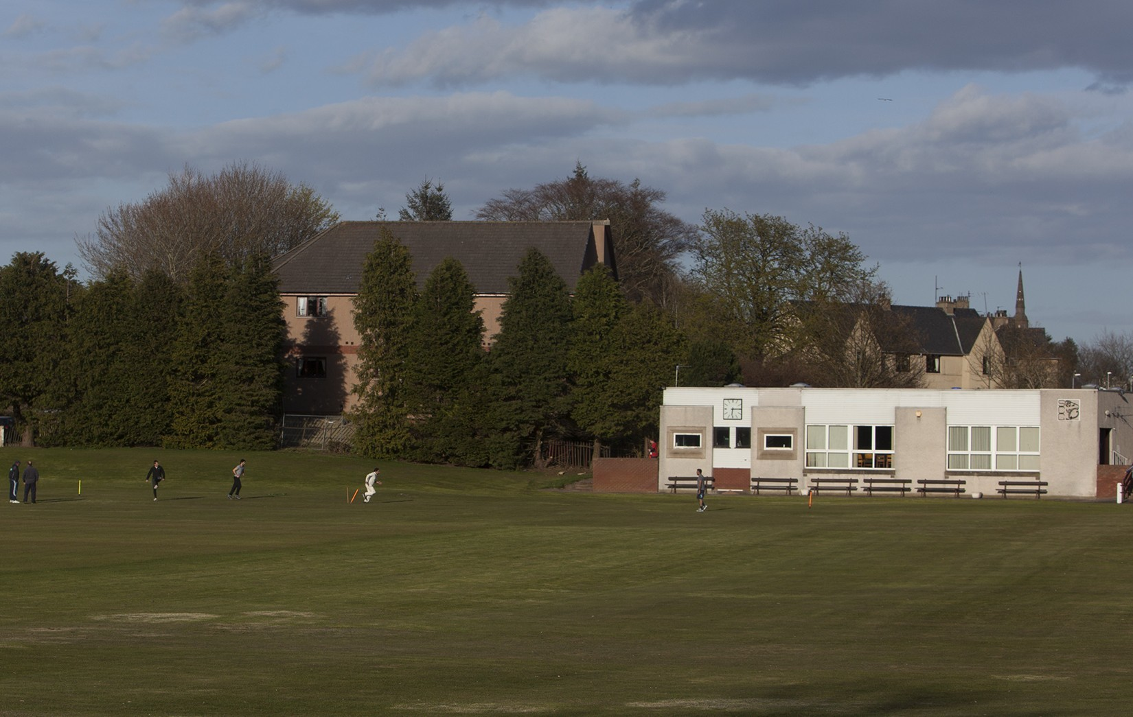 Strathmore Cricket Club.