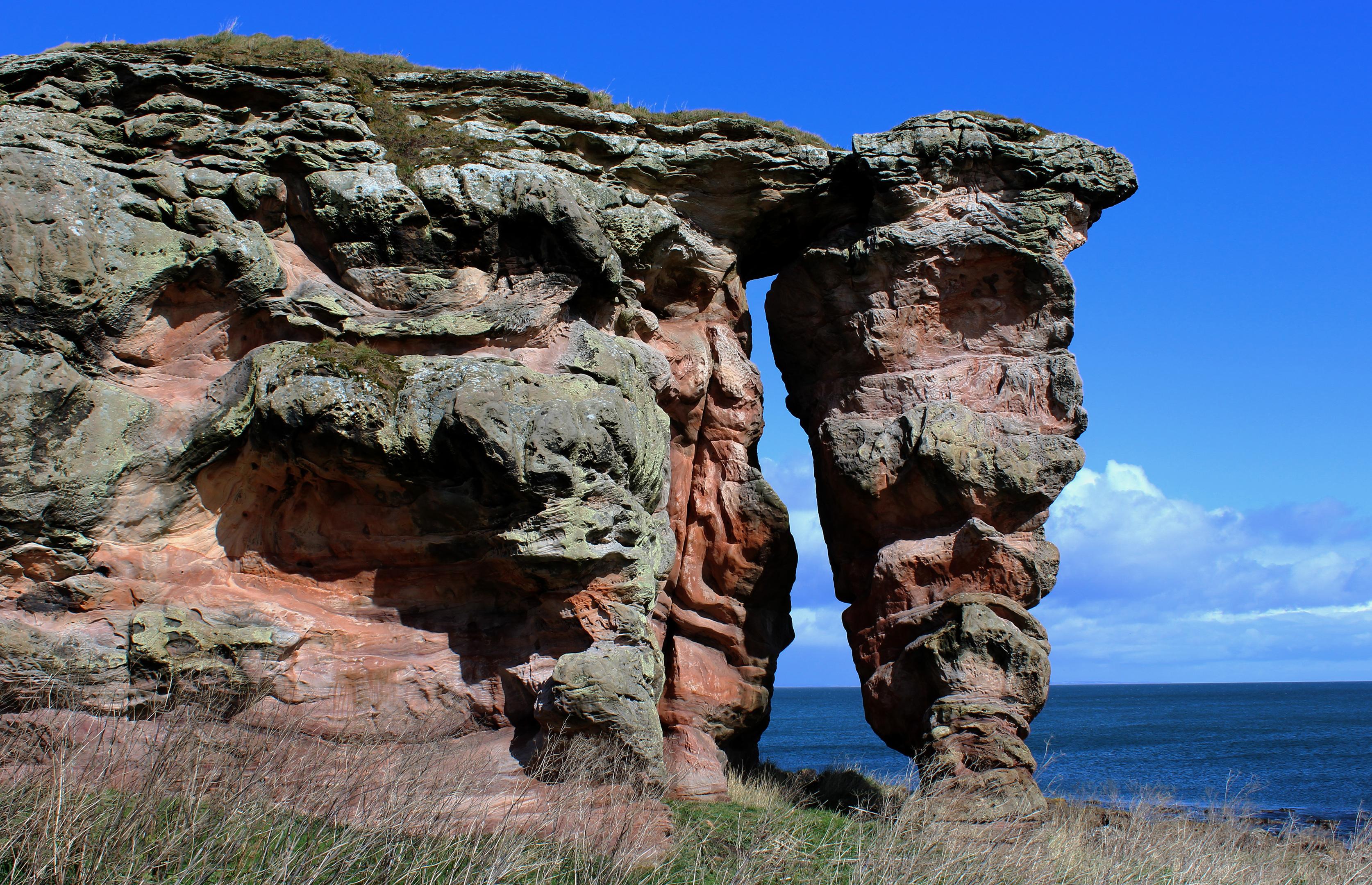The Buddo Rock.