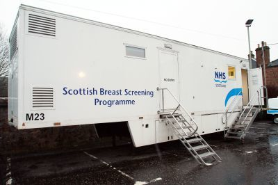 Breast cancer screening is offered every three years to boost chances of early diagnosis