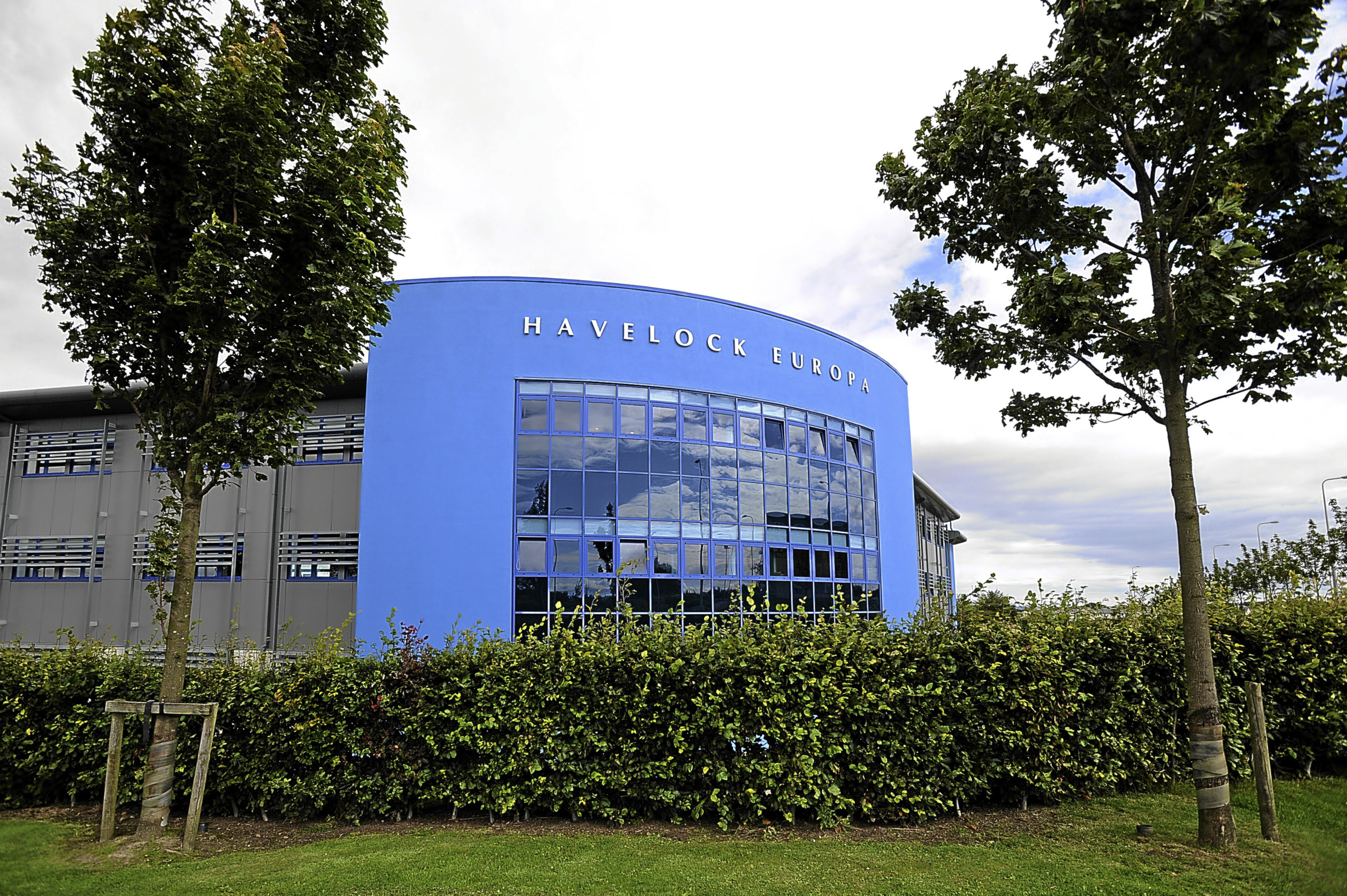 The former Havelock building at John Smith Business Park.