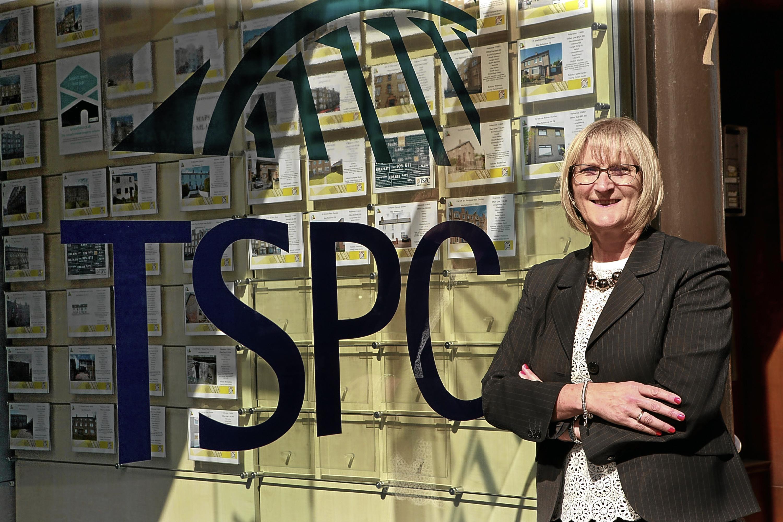 Lynne Hill of TSPC