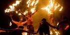 Beltane Festival celebrations in Edinburgh last year