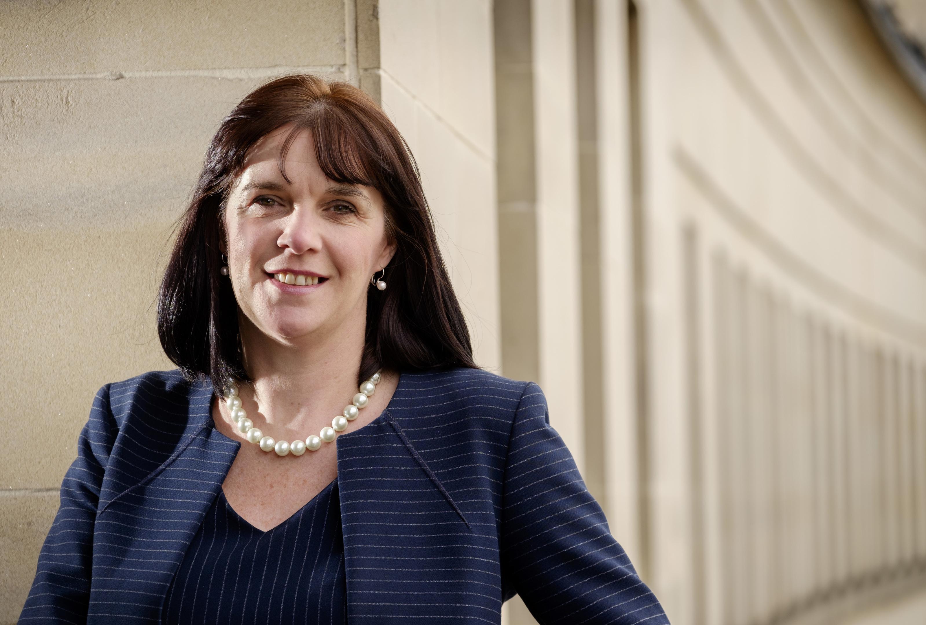 Catherine Burnet of KPMG.