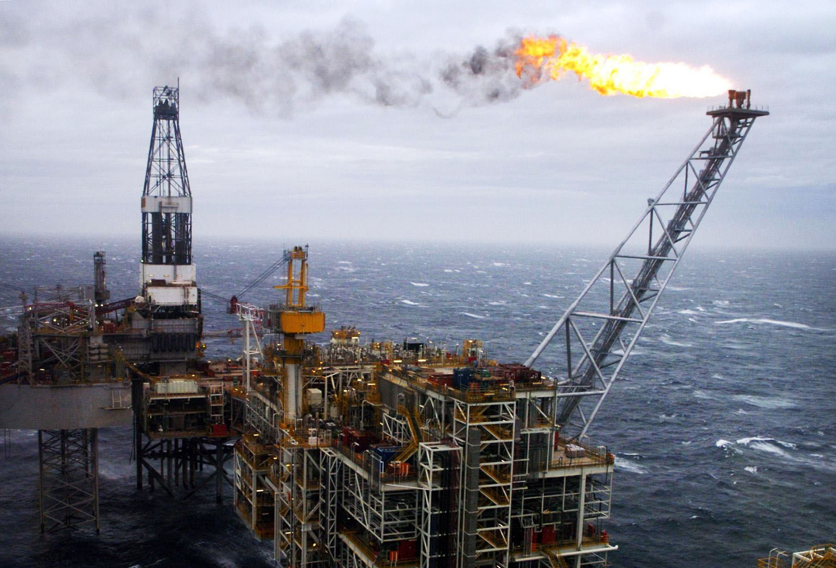 The downturn in North Sea Oil is having an effect across north east Scotland.