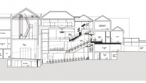 Plans for new look Perth Theatre.