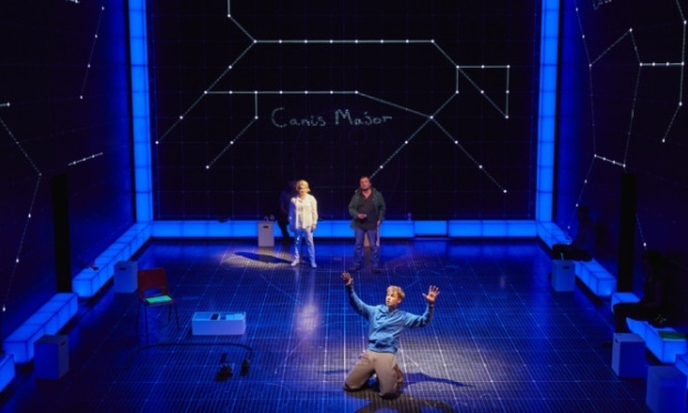Designers from The Curious Incident of the Dog in the Night-Time will take part in the event.