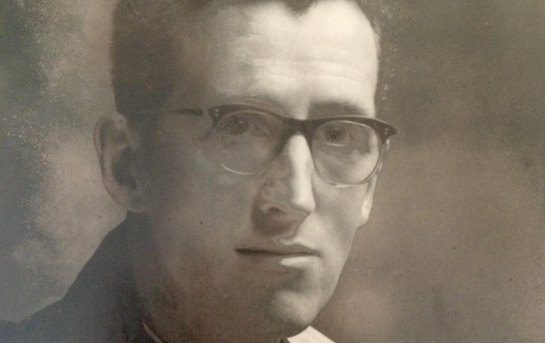 Rev Cannon Douglas Mackay