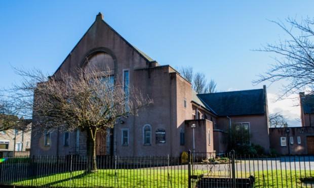 St Pius X Church in Douglas.