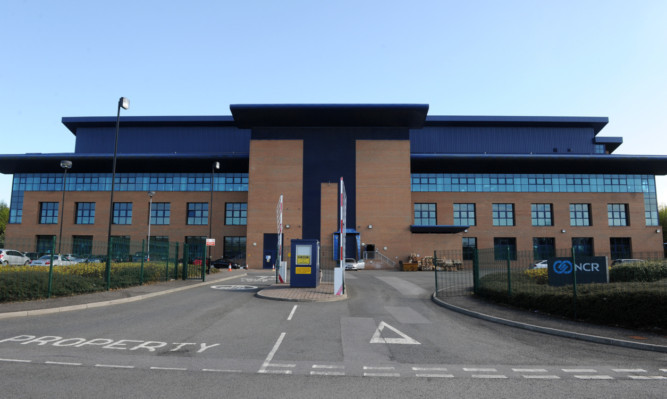The NCR development HQ in Dundee