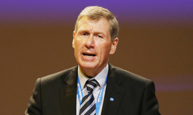 Justice Secretary Kenny MacAskill is in favour of the move.