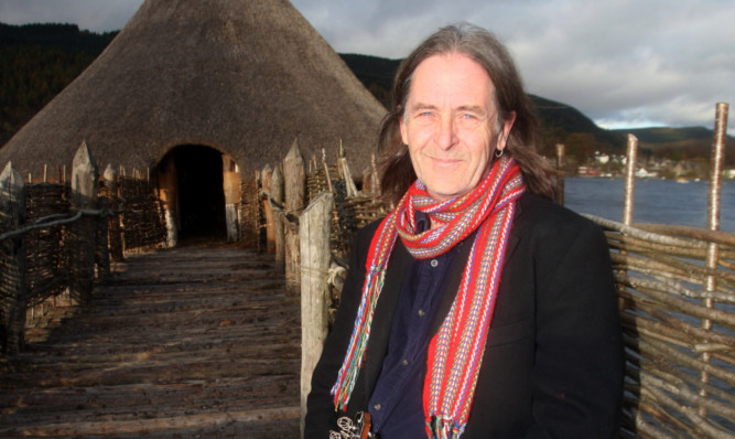 Dougie MacLean is a strong supporter of Gaelic music and language.