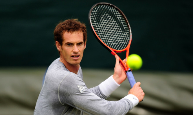 Andy Murray has backed Stirling's bid to host Scotland's National Performance Centre for Sport.