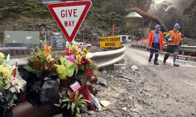 Malcolm Campbell was killed in a mine explosion at the Pike River mine in New Zealand.
