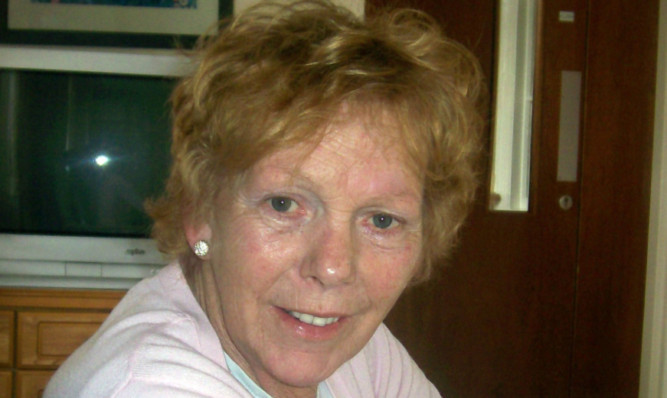 Phyllis Dunleavy's body was discovered in a shallow grave.