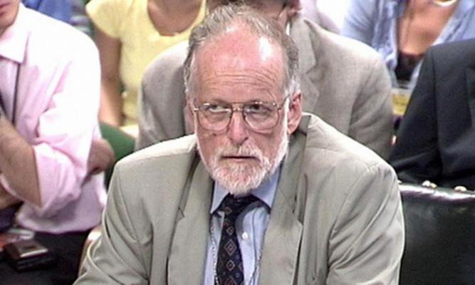 Dr David Kelly.