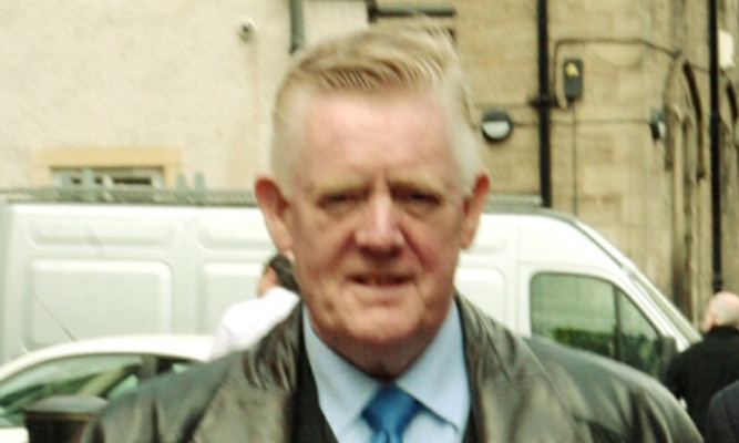 Councillor Mike Rumney.