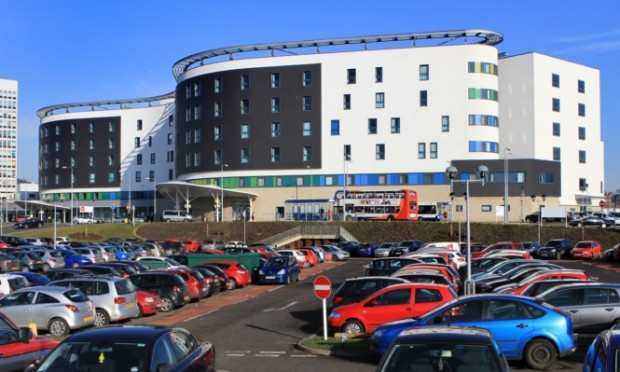 The Victoria Hospital in Kirkcaldy has been criticised in a report looking into care for elderly patients.