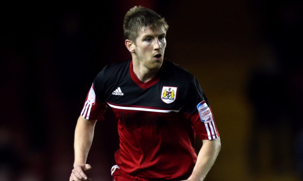Mark Wilson was released by Bristol City in the summer.