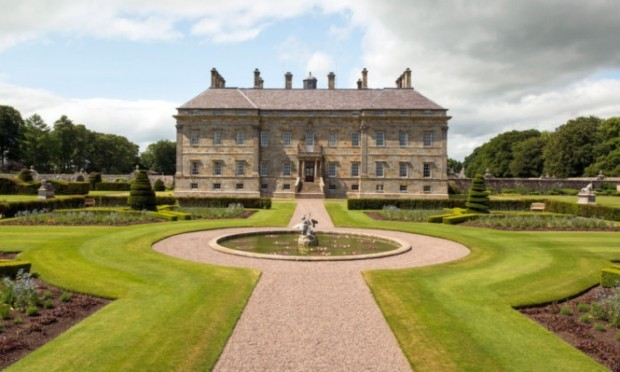 Kinross House was built in 1685 by Sir William Bruce.