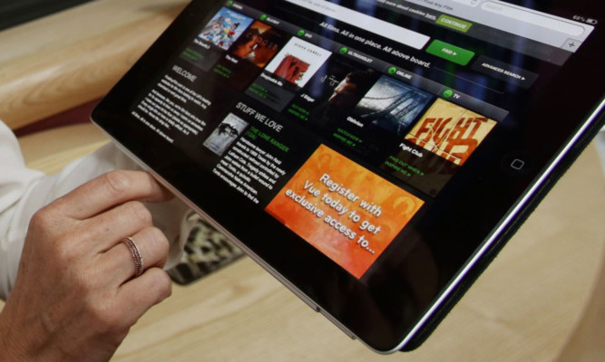 Tablet computers are changing how we watch  and pay for  content.