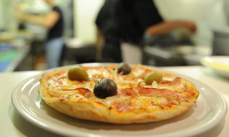 Sorrento pizza.