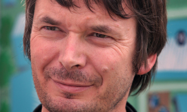 Ian Rankin has been inspired by Rory Gallagher.