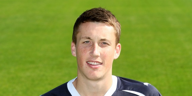 Steve MacDougall, Courier, Dens Park, Dens Road, Dundee. Dundee FC Team photocall. Pictured, Craig Forsyth.