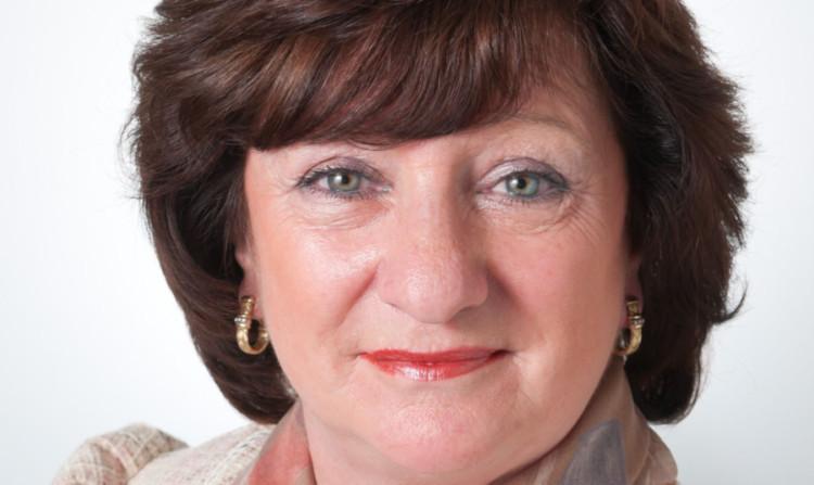 Scottish Chambers CEO Liz Cameron.