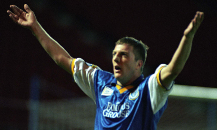 Roddy Grant scored 114 goals for the club during his career.
