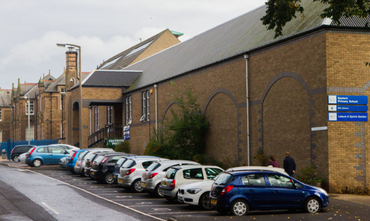 Eastern Primary: questions have been asked about parking at the school.