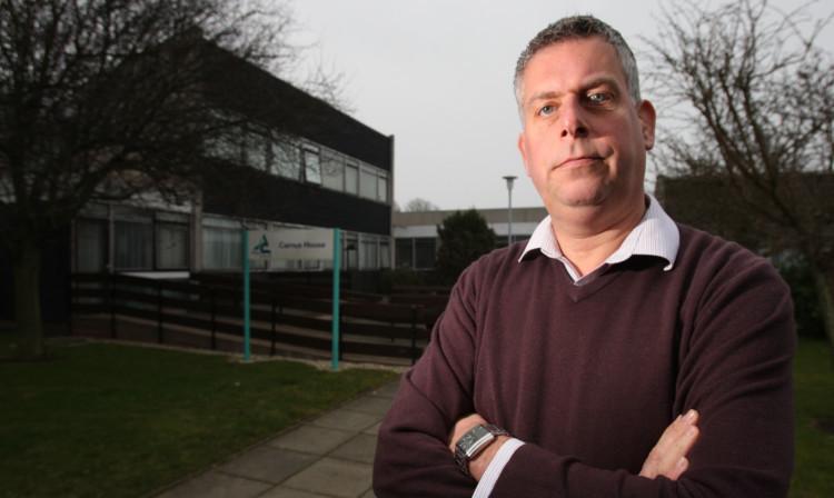 Councillor Brian Boyd.