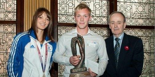 Arbroath Bricklayer Wins National Apprenticeship Award