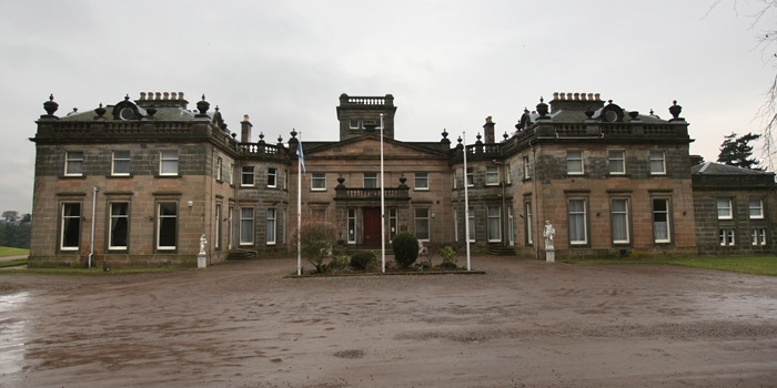 Kris Miller, Courier, News, 31/01/11. Picture today at Letham Grange Hotel and Golf Courses fro file.