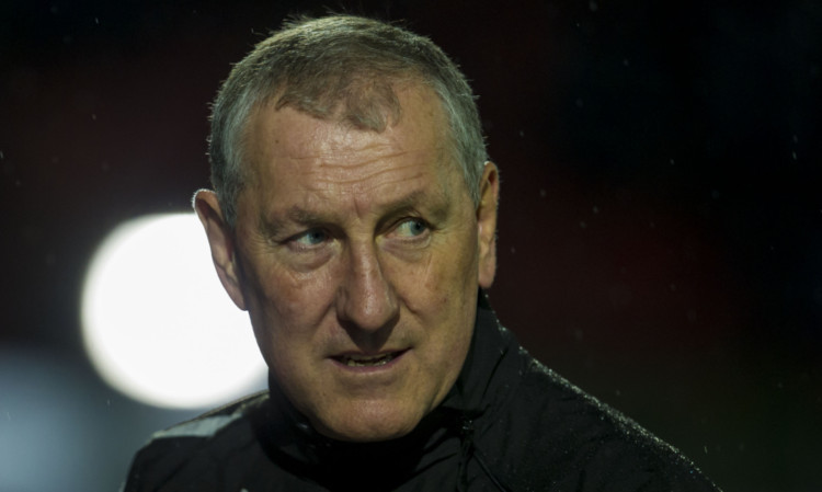 Terry Butcher is keen to capitalise on the absence of Celtic and Rangers at the quarter-final stage.