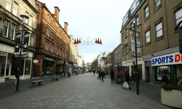 Attracting more residents to live in Perth city centre could be vital for its regeneration.