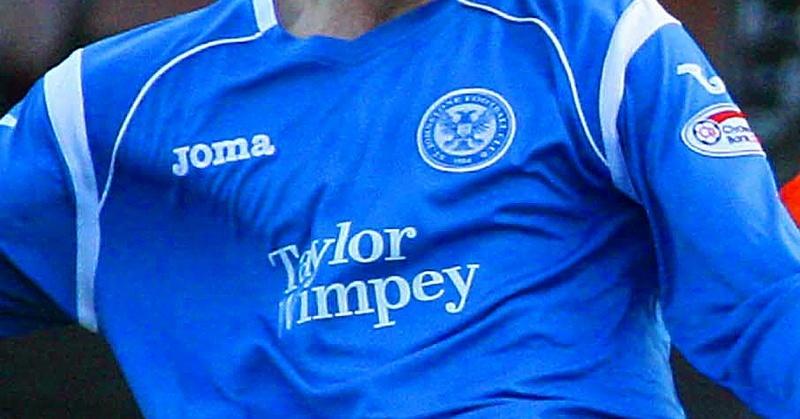 Football, Dundee United v St Johnstone.    United's David Goodwillie