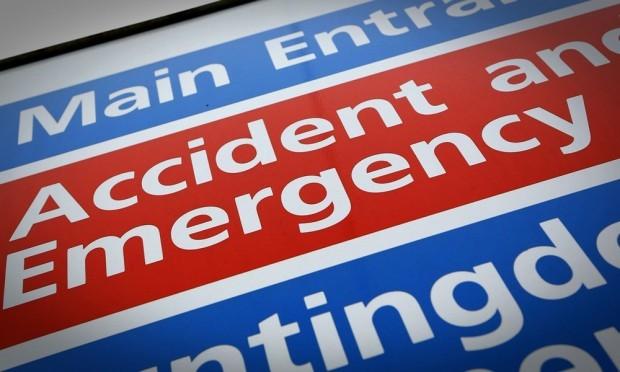 stock accident emergeny