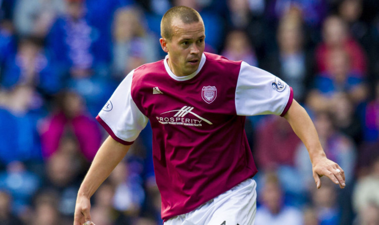 Steven Milne is heading for a career change.