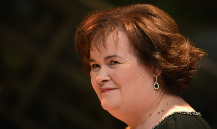 Susan Boyle says begging letters have replaced marriage proposals in the post.