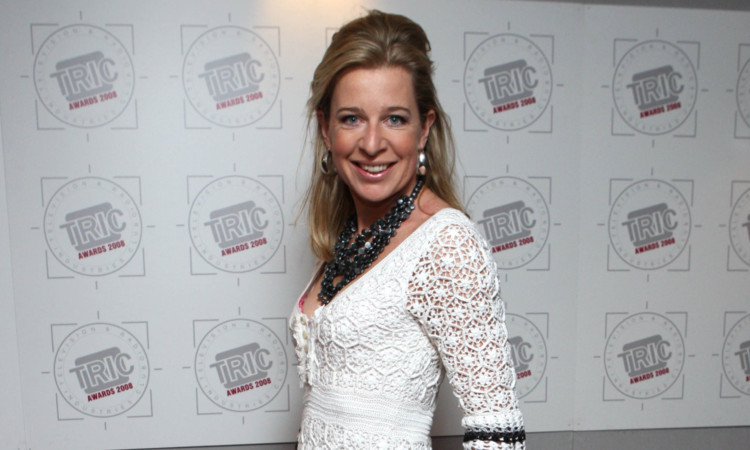 Katie Hopkins has apologised after offending thousands on Twitter with her comment on the average life expectancy in Scotland.