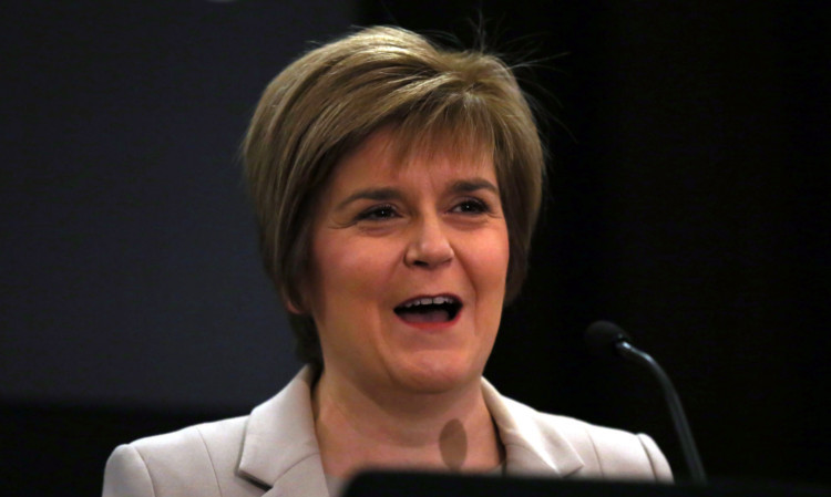 Nicola Sturgeon defined a generation as being 15 years, meaning Scots could be asked to vote for independence again in 2029 should next Septembers referendum return a No vote.