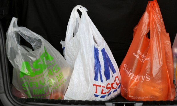 Squeezed: Tesco said its 1.5% like-for-like quarterly sales fall was in line with weaker growth across the market. Lidl last week said its like-for-like sales were growing at about 18%.