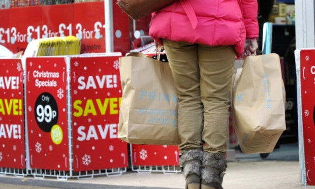 Retail sales figures for last month suggest shoppers are holding off in the hope of discounted deals.