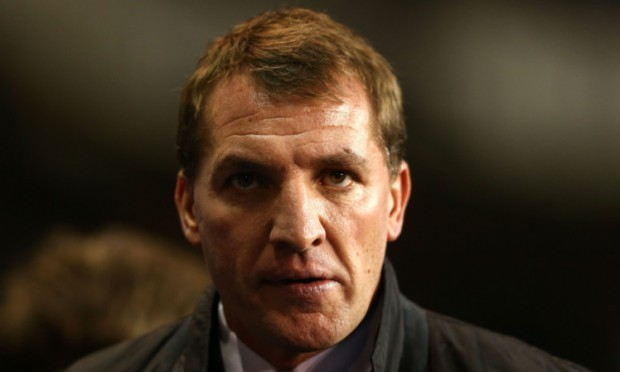 Brendan Rodgers is on the up.