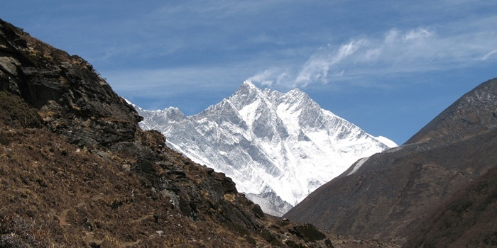 Mt. Everest is the ultimate challenge, with the world's tallest peak. Detroit Free Press/MCT /Landov