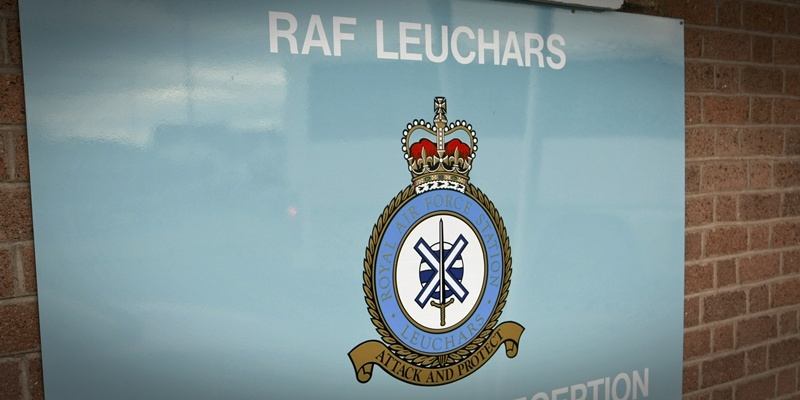 New fears for Leuchars base in wake of MoD job cuts