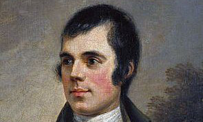 Robert Crawford says Burns was forced to mask his support for Scottish indepedence.